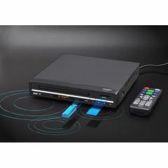 ベルソス  【送料無料】 VS-DD201 据置DVDプレーヤー(AVケーブルタイプ) (ブラック) (VSDD201) (VSDD201) 【新品・税込】