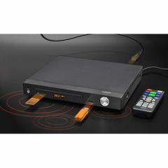 ベルソス  【送料無料】 VS-DD202 据置DVDプレーヤー(AV/HDMIケーブルタイプ) (ブラック) (VSDD202) (VSDD202) 【新品・税込】