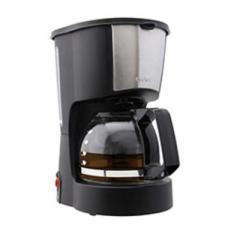 DRETEC  【送料無料】 CM-100BK 旨みをしっかり抽出シャワードリップ。コーヒーメーカー「リラカフェ」ブラック  【新品・税込】