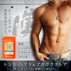 トンカットアリ&アカガウクルア(60粒) 元気 オルニチン メンズ 健康食品 サプリ _JH _1K _MEN【LS3M】