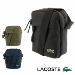 ラコステ ショルダーバッグ メンズ NEOCROC 463124 LACOSTE 軽量 コンパクト