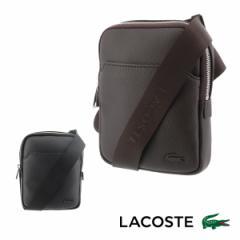 ラコステ ショルダーバッグ Sサイズ メンズ GAEL 465108 LACOSTE 軽量 コンパクト