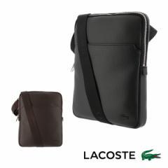 ラコステ ショルダーバッグ Lサイズ メンズ GAEL 465110 LACOSTE 軽量 コンパクト