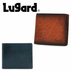 青木鞄 二つ折り財布 5208 アオキ カバン Lugard G3 ラガード ジースリー 札入れ
