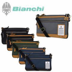 ビアンキ ショルダーバッグ メンズ NBTC-46 BIANCHI サコッシュ