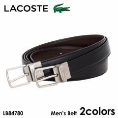 ラコステ ベルト メンズ LB84780 LACOSTE 牛革 本革 レザー 日本製