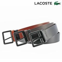 ラコステ ベルト メンズ LB87175 LACOSTE 日本製 カジュアル ビジネス 牛革 本革 レザー