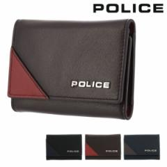 ポリス キーケース アルバーノ メンズ PA70100 POLICE 本革 レザー ブランド専用BOX付き[11/30]