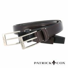 パトリックコックス ベルト メンズ pxmb1060 PATRICKCOX ビジネス 牛革 本革 レザー 日本製 ギフト プレゼント 男性