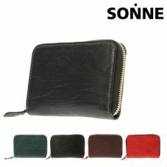 ゾンネ 財布 小銭入れ シロッコ メンズ SOD006B SONNE コインケース