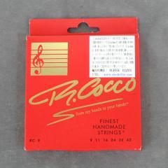 R.Cocco リチャード・ココ エレキギター弦【送料無料】