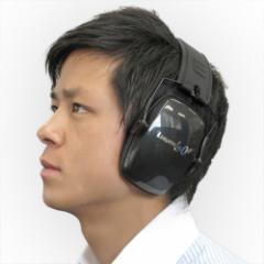 イヤーマフ LOF 折りたたみ型で携帯性あり 耳栓