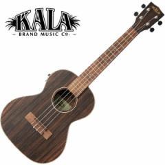 KALA KA-EBY-TE Ebony Tenor Ukulele w/bag テナーウクレレ ピックアップ搭載モデル 【カラ