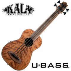 KALA UBASS-EM-FL (フレットレス) ウクレレベース【カラ】