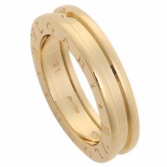 ブルガリ 指輪 メンズ レディース リング アクセサリー BVLGARI RYG1BAND AN852260 ワンバンド ビーゼロワン イエローゴールド