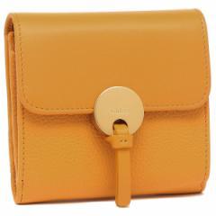 クロエ 折財布 レディース CHLOE CHC16UP811H8J 214 ブラウン