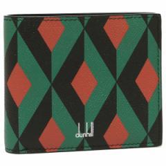ダンヒル 折財布 メンズ DUNHILL 18F2300CT 301 グリーン