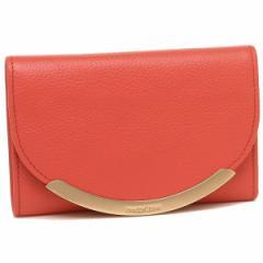 シーバイクロエ 折財布 レディース SEE BY CHLOE CHS17WP781349 6AL ピンク