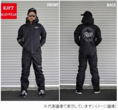 (予約品) レイドジャパン  RJFT レインウエア ブラック XLサイズ (5月下旬-6月中旬発売予定) ※他商品同時注文不可