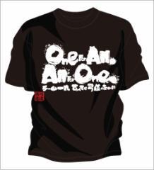 弓道tシャツ One for All