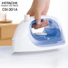 【送料無料】日立(HITACHI) コードレススチームアイロン コードレス&高温スチーム CSI-301(A)