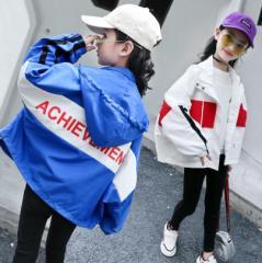 ウィンドブレーカー キッズ 女の子 アウター 子供服 ジップアップパーカー マウンテンパーカー ジャケット ブルゾンジャンパー