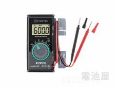【5月おすすめ】KEW 1019R 共立電気計器キューマルチメータ デジタルマルチメータ ハードケース付