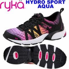 [RYKA]ライカ HYDRO SPORT AQUA 〔マルチカラー〕 C8054M-5004(22.0〜25.5cm/レディー