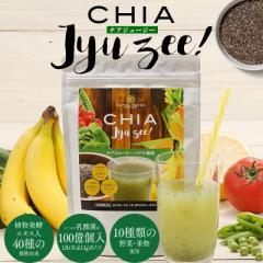 送料無料 ダイエット食品 一食置き換え スムージー チアジュージー 250g チアシード 酵素 シールド乳酸菌