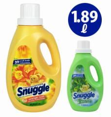 柔軟剤 Snuggle スナッグル 通販 ファーファ 1.89l 1890ml 非濃縮 タイプ ノンコンセントレーテッド グリー