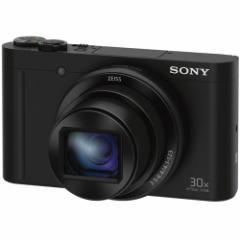 ソニー Cyber-shot DSC-WX500 B ブラック
