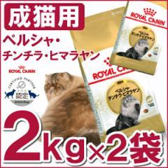 ロイヤルカナン 猫 FBN ペルシャ・チンチラ・ヒマラヤン 2kg×2個セット 成猫用 ≪正規品≫ ペル