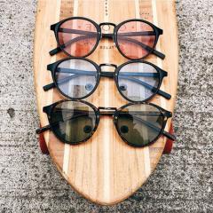 サングラス メガネ メンズ アクセサリー アイウェア 眼鏡 UVカット FLEX/ボストンサングラス