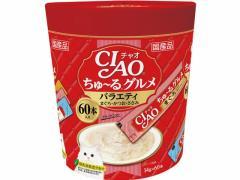 いなば/CIAO ちゅーるグルメ バラエティ 14g*60本/SC-138