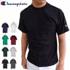 CHAMPION チャンピオン メンズ 無地 半袖 tシャツ