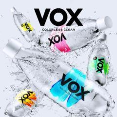 【365日出荷】VOX 強炭酸水 500ml×24本 送料無料 世界最高レベルの炭酸充填量5.0 軟水 スパークリングウォーター