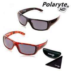 ポラライトHDサングラス2個セット 紫外線 偏光レンズ 偏光サングラス 偏光 スポーツサングラス メンズ スポーツサングラス【送
