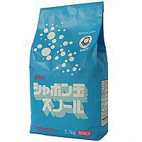 【ポイント5倍セール中】シャボン玉 スノール 紙袋 2.1kG (0304-0106)