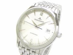 ジャガールクルト JAEGER-LECOULTRE 腕時計 マスターコントロール ビッグマスター 140.8.89 メンズ SS シルバー【中古】