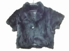 ビーシービージーマックスアズリア BCBGMAXAZRIA コート XS レディース 黒 ショート丈【中古】