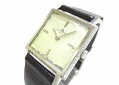 ボーム&メルシエ BAUME&MERCIER 腕時計 333091 メンズ シルバー【中古】