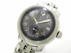 ボーム&メルシエ BAUME&MERCIER 腕時計 美品 ケープランド MV045221 メンズ グレー【中古】