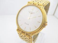 ロンジン LONGINES 腕時計 - メンズ 白【中古】