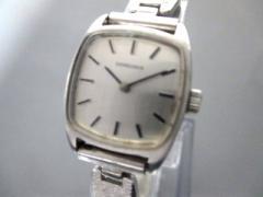 ロンジン LONGINES 腕時計 - レディース アンティーク/要OH シルバー【中古】