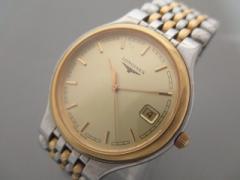 ロンジン LONGINES 腕時計 グランドクラシック L5.631.3 レディース ゴールド【中古】