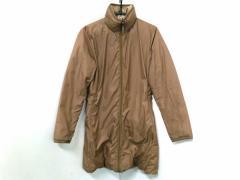 モンクレール MONCLER コート サイズ0 XS レディース NIL ブラウン リバーシブル/冬物【中古】