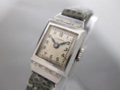 ロンジン LONGINES 腕時計 - レディース ベージュ【中古】