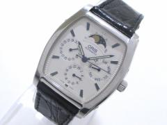 オリス ORIS 腕時計 7488 メンズ アイボリー【中古】