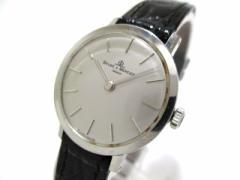 ボーム&メルシエ BAUME&MERCIER 腕時計 - レディース アンティーク/社外ベルト シルバー【中古】
