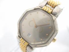 ディオール ChristianDior 腕時計 48.203 レディース シルバー【中古】